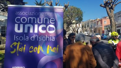 Photo of Comune Unico, il tour dell'ACUII chiude a Serrara Fontana