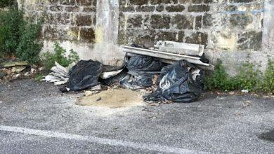 Photo of Cretaio, l'amianto è ancora in strada