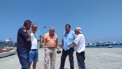 Photo of CASAMICCIOLA Spiaggia dell'ancora, al via le operazioni di bonifica