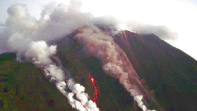 Photo of Eruzione Stromboli, l'onda d'urto avvertita dai sismografi di Ischia