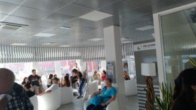 """Photo of Beverello, Alilauro """"coccola"""" i passeggeri: ecco la palazzina Volaviamare"""