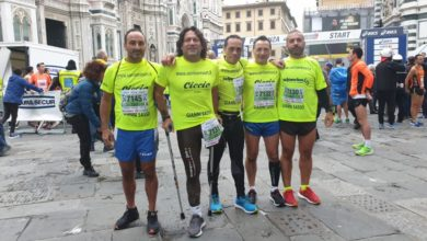 Photo of Gianni Sasso, niente record a Firenze