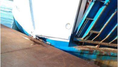 Photo of L'INCIDENTE Traghetto urta banchina nel porto di Procida, nessun ferito