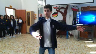 Photo of Emanuele Mattera alla  Scuola di Ballo del San Carlo