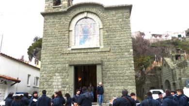 Photo of Attesa per il pontificale del Vescovo Lagnese per i fedeli di San Ciro a Ischia Domani per la solennità del Santo patrono clima di festa anche al Ciglio