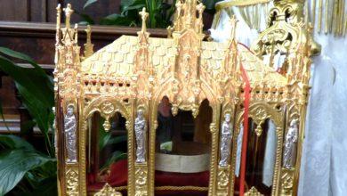 Photo of Da questa mattina la sana gioventù di Casamicciola intorno al suo Santo. L'atteso pontificale del Vescovo Lagnese e le lodi al passionista San Gabriele