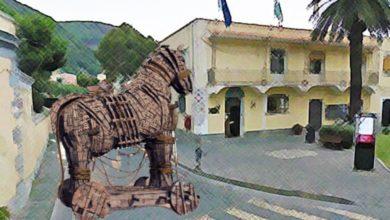 Photo of Il palazzo e lo spettro del Cavallo di Troia