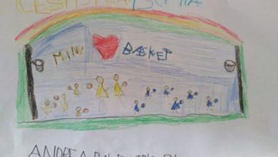 """Photo of BASKET Cestistica Ischia, CONCORSO """" DISEGNA IL TUO MINIBASKET"""": ecco i vincitori"""
