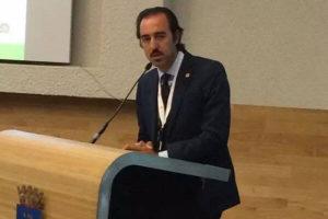 Srefano Pisani, sindaco di Pollica