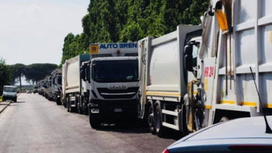 Photo of Rifiuti: code allo Stir, i camion restano in terraferma