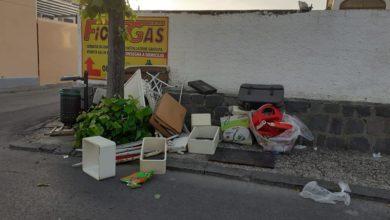 Photo of Ischia, Via Morgioni invasa da cumuli di rifiuti