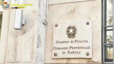 Photo of FORIO, LA FINANZA SEQUESTRA MASCHERINE E GEL: IL VIDEO
