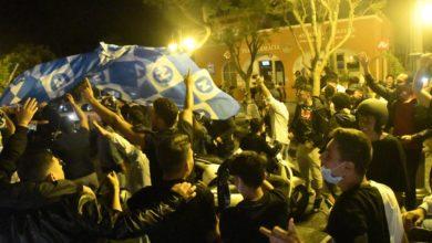"Photo of Coppa Italia al Napoli, festa senza ""freni"" sull'isola"