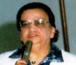 LA PRESIDE ANNA BALDINO DI MEGLIO