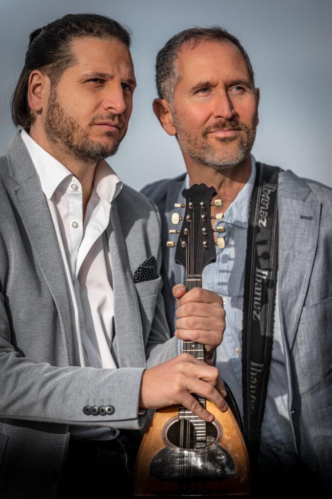 Marco Gambardella e Giacomo Di Benedetto