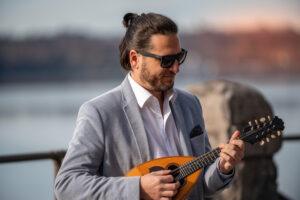 Marco Gambardella - mandolinista e compositore
