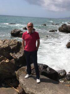 Antonio Aiello Segretario Regione Campania Uil Trasporti