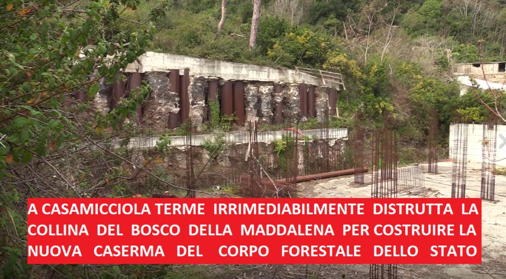 CASERMA FORESTALE