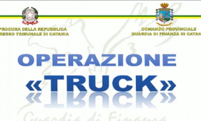 operazione truck