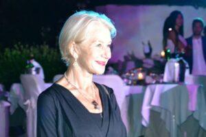 Helen Mirren al Punta Molino