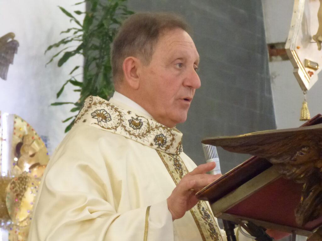 IL PAROCO DEL BUON PASTORE DON ANTONIO ANGIOLINI