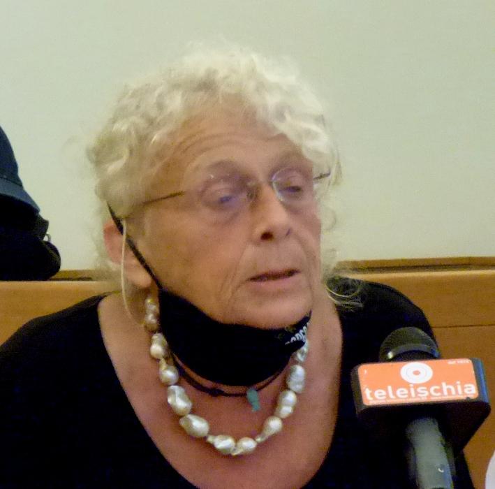 L'ARCHEOLOGA MARINA ALESSANDRA BERNINI