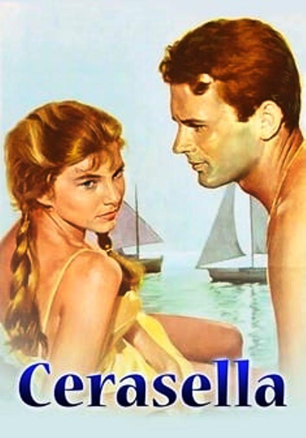 LOCANDINA DEL FILM CERASELLA DEL 1958 CON CLAUDIA MORI E MARIO GIROTTI L'ATTUALE TERENCE HILL