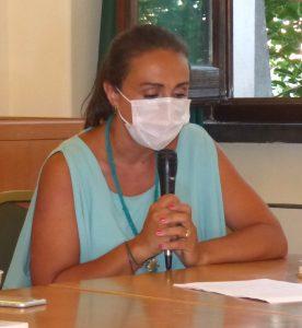 LA DIRETTRICE LUCIA ANNICELLI INTERVISTA LA BIGLI