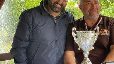 Andrea Tidei, primo classificato