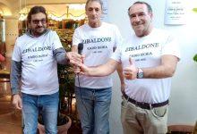 """Il trio """"Enperi"""" (Enzo Corbino, Peppe Di Iorio, Rino Romano) oggi"""